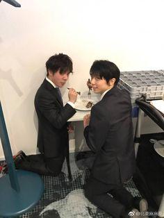 shoma uno and yuzuru hanyu