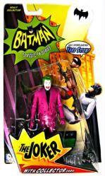 Batman 1966 TV Series: The Joker action figure (Mattel/2013) Only $20.97