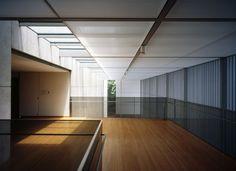 Yoshio Taniguchi Gallery of the Hōryū-ji Treasures at the Tokyo National Museum 1999