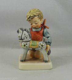 "Hummel Figurine ""Horse Trainer"" Hum 423 TM 6 New in Box | eBay"