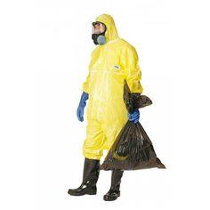 Vegyszeres környezetbe alkalmazható öltözék  http://webshop.munkaruhadiszkont.hu/chemsafe-p5-overal-p-127797.html