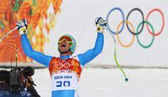 Sochi 2014: Cristof Innerhofer argento in discesa, prima medaglia italiana!