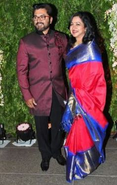 Tamil Movie Celebrities At Anchor Ramya And Aparajith Wedding