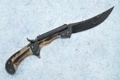High Roller folding gun blade