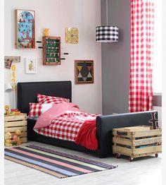 Kinderkamer on Pinterest  High Sleeper, Girl Rooms and Met