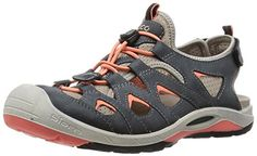 ECCO Womens Biom Delta Offroad Sandal Marine 37 EU665 M US *** Read more reviews of the product by visiting the link on the image.