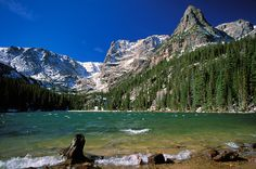 Odessa Lake, Rocky Mntn Natl Park. - hikes out to this lake on a recent trip! Can't wait to go back!