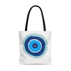 Concentric Nazar Tote Bag