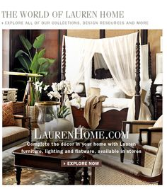 Ralph Lauren Bedding Collections, Bath & Home Furnishings