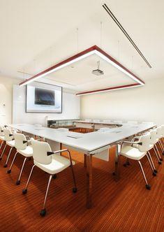 Mimaristudio has created a new office design for Philip Morris in Istanbul, Turkey.