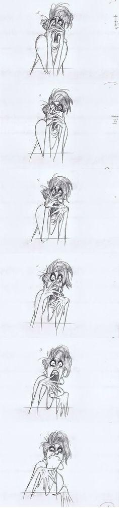 Medusa - milt Kahl