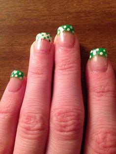 Saint Patrick's Day Nail Designs
