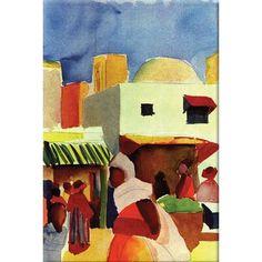Poster 50 x 50 cm Nouveau Poster Reproduction Haut de Gamme in The Black Circle de Wassily Kandinsky//akg-Images
