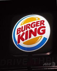 米首都ワシントン(Washington D.C.)にあるバーガーキング(Burger King)店舗の看板(2014年8月25日撮影)。(c)AFP/Mandel NGAN ▼27Aug2014AFP 米バーガーキング、加ティム・ホートンズを買収 業界世界3位に http://www.afpbb.com/articles/-/3024243 #Burger_King