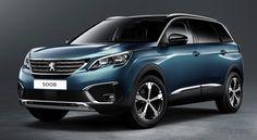 Peugeot 5008 www.deneoto.com