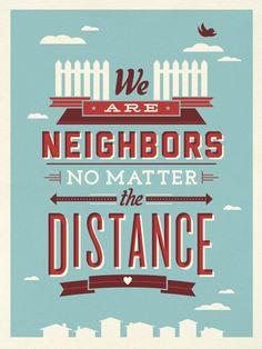 neighborly love (@vivint #letsneighbor) Jyl P
