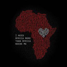 Mission to Uganda T-shirt design for Non-profit. by Talon Hampton, via Behance