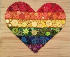 Hey, I found this really awesome Etsy listing at https://www.etsy.com/listing/538465225/rainbow-heart