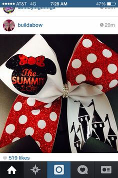 Adorable! Ties in everything I love about Disney!