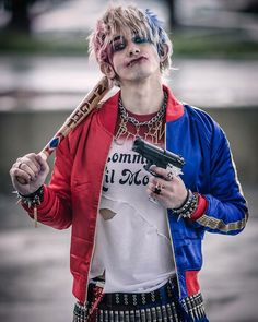 """"""" We're bad guys…it's what we do ☠ SOOO excited I got to debut my newest cosplay and genderbend at Anime Los Angeles this last weekend! Introducing MALE…"""""""