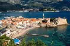 Középkori műemlékek, tiszta tenger és a mediterrán hangulat. Ilyen egy Budva nyaralás!