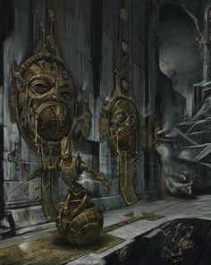The Elder Scrolls V: Sphère dwemer