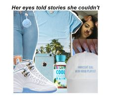 """I like this one Alot//contest"" by pocket-full-of-rainbows ❤ liked on Polyvore featuring beauty, Hollister Co. and LA: Hearts"