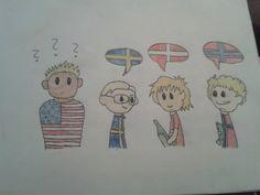 SATW comic [Scandinavia And The World)