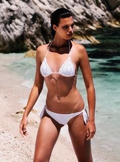 Peaseblossom Bikini by CHIO di Stefania D at Pesca Boutique. - Pre-Order Price: $269.00