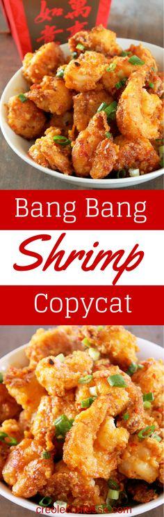 Copycat Bang Bang Shrimp-Creole Contessa