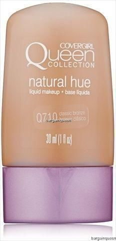 CoverGirl Queen Collection Liquid Makeup Foundation Natural Hue- 710 #CoverGirl