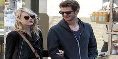 Muğla'nın Bodrum İlçesi'ne özel jetiyle gelen ABD'li ünlü oyuncu Andrew Garfield, sevgilisi Emma Sto...