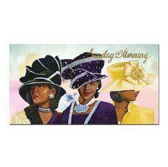 African American Expressions Sunday Morning Checkbook Planner