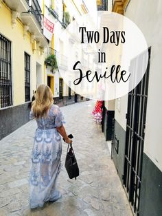 Two Perfect Days in Seville #seville #sevilletravel #spain #spaintravel #travel #travelguide #spaintravelguide