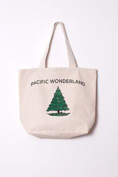 "Bridge & Burn ""Pacific Wonderland"" Tote, $16 #madeinusa #madeinamerica"