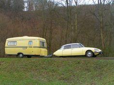 Matching yellow set