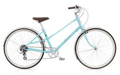 "Electra bicycles sold online are controlled by Electra's policies. When you purchase an Electra bike on our site, the only shipping option available will be ""In-Store Pick-Up"". If you would like to ha"
