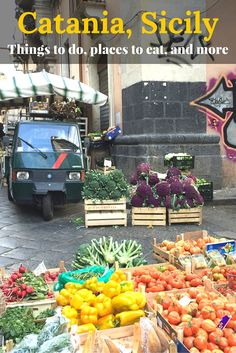 A medley of emotions in Catania, Sicily | BrowsingItaly
