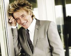 Meet Rod and he would  sing Maggie May, You wear it Well, and Stay with Me. It could happen.