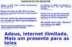 """Além d'Arena: Tributo aos idiotas do """"Fora Dilma!"""" V"""