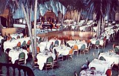 The World Famous Cocoanut Grove in The Ambassador Hotel Los Angeles CA