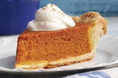 Fresh Pumpkin Pie - Sweet and savoury recipes to satisfy any of your fall pumpkin cravings