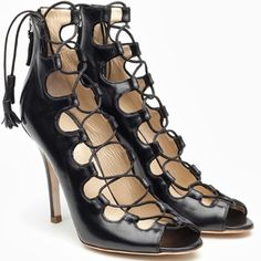 COLLECTION : Liam Fahy Spring 2013 Congo Footwear Collection ~ Glowlicious