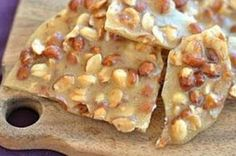 BS Recipes: Microwave Peanut Brittle