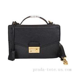 Discount  Prada Original Grainy Leather Mini Bag Outlet store 23316ce2c3fc6