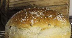 Χωρίς κόπο θα φτιάξετε το καλύτερο ψωμί που έχετε δοκιμάσει ποτέ!   Υλικά (Ingredients):  -1 1/2 κ.γ. μαγιά στιγμής (1 1/2 tsp. inst... Bread, Sexy, Food, Brot, Essen, Baking, Meals, Breads, Buns