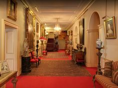 A new virtual tour of Prince Charles' London residence gives fans a rare glimpse into royal life Prince Charles Sons, King William Iv, Clarence House, Royal Residence, Royal Life, Queen Mother, Story House, Historic Homes, Great View