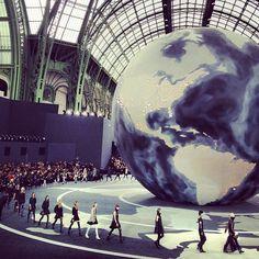 CHANEL FASHION SHOW!! www.LuxeFashionGroup.com