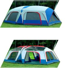 Giga Tent MT.BARREN 18 x 12 Family tent - 10 person Sale $260  sc 1 th 225 & Broadstone Beaumont Cabin Tent 13-Person | Canadian Tire $299.99 ...