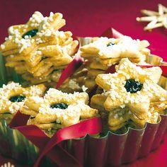 Christmas Is Coming, Potato Salad, Sweet Tooth, Cookies, Baking, Pastries, Ethnic Recipes, Desserts, December